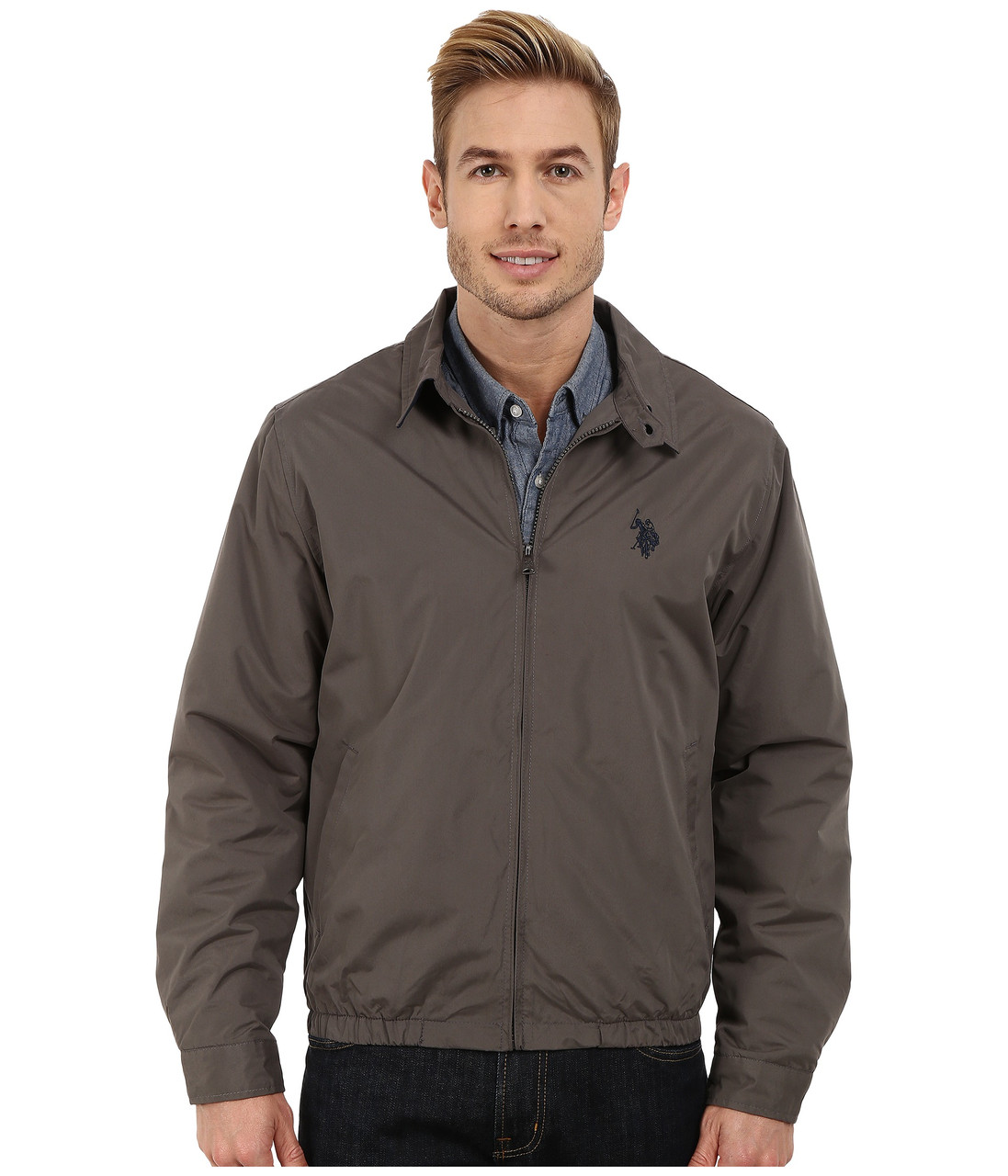 Куртка U.S. Polo Assn., L, Castle Rock, 105530P3-CSRK