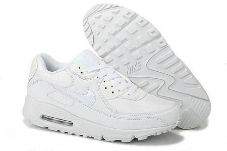 Кроссовки Nike Air Max 90 White Белые женские купить цена в Киеве и ... bc836da4f03