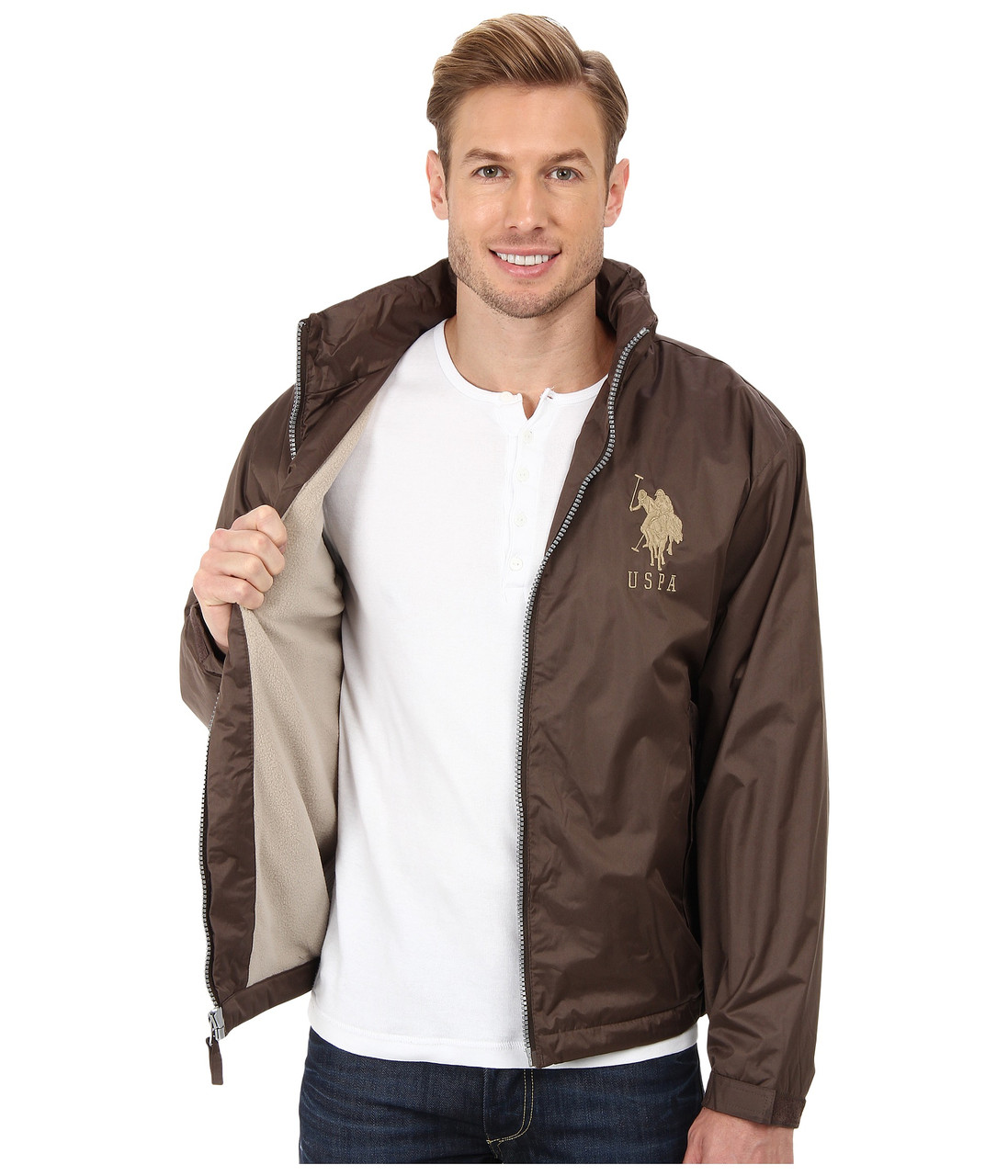 Мужские Куртки US Polo Assn  lookbuckcom