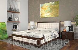 Ліжко дерев'яна Рената М з підйомним механізмом