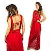 Красное платье 15555