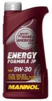 Моторное масло MANNOL ENERGY FORMULA JP 5W-30 API SN 1л.