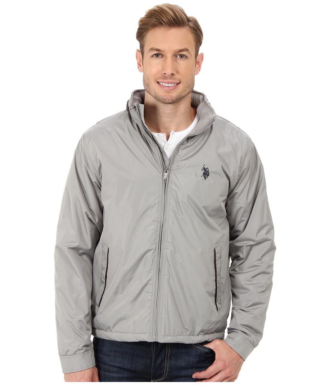 Куртка U.S. Polo Assn., XL, Lime Stone, 105352Q8-LMST