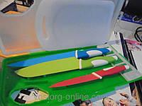 Набор кухонных ножей Boloco, ножи Boloco VIBP-B01, комплект ножей, 4 предмета, кухонные ножи