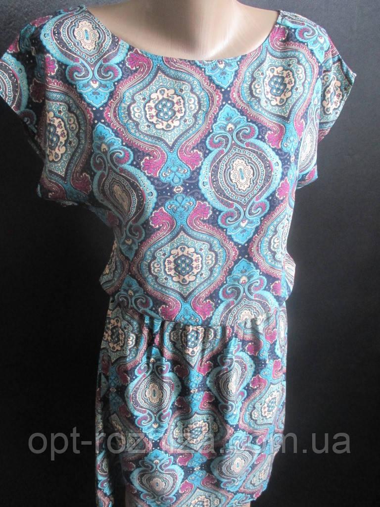 Ситцевые платья на лето.