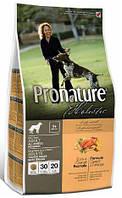 Корм для собак с уткой и апельсинами Pronature Holistic Duck & Orange