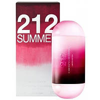 Женская туалетная вода Carolina Herrera 212 Summer woman Limited Edition