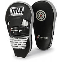 Лапы боксерские TITLE Viper Tactical Mitts