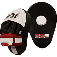 Лапы TITLE Gel Contoured Punch Mitts
