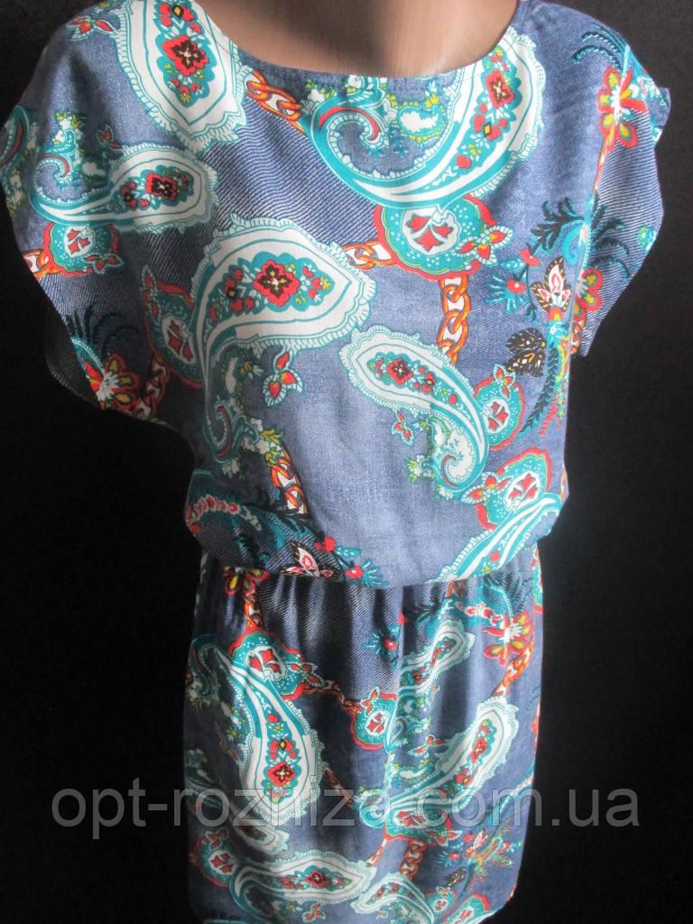 Легкие летние платья для молодежи