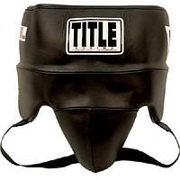 Бандаж для защиты паха TITLE GEL