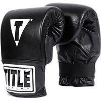 Снарядные перчатки TITLE Traditional Style Pro Bag Gloves