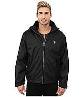 Куртка U.S. Polo Assn., Black, фото 1