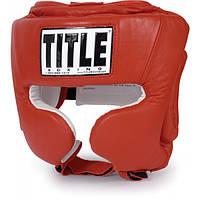 Боксерский шлем TITLE Masters Division USA Boxing
