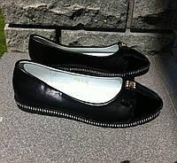 Детские туфли на девочку 35-37