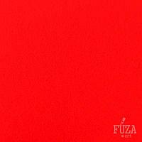 Фетр 100% полиэстер, жесткий, 3 мм, на метраж, 1 м.п., красный темный