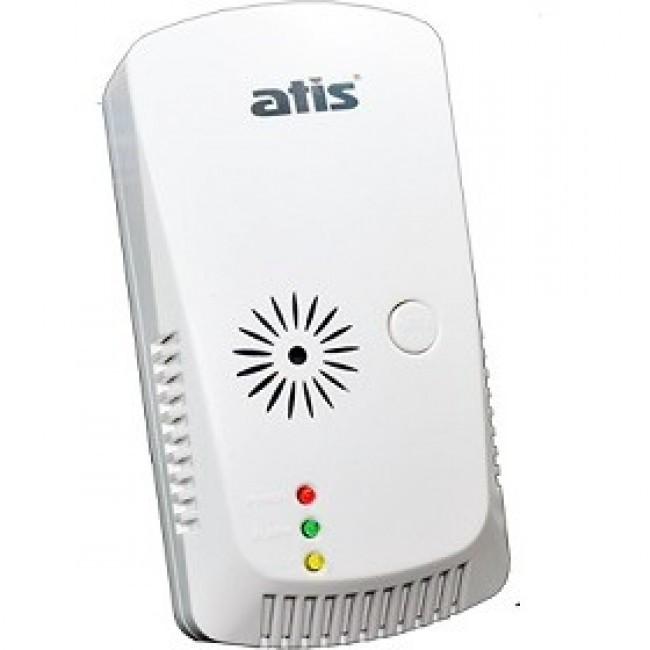 Беспроводной датчик обнаружения газа ATIS-938W