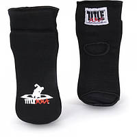 Щитки голеней и стоп TITLE MMA Slip-On