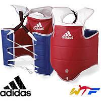 Защита туловища двусторонняя  Taekwondo Sparring Gear Set