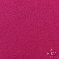 Фетр 100% полиэстер, жесткий, 3 мм, на метраж, 1 м.п., красно-фиолетовый