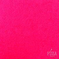 Фетр 100% полиэстер, жесткий, 3 мм, на метраж, 1 м.п., розовый темный