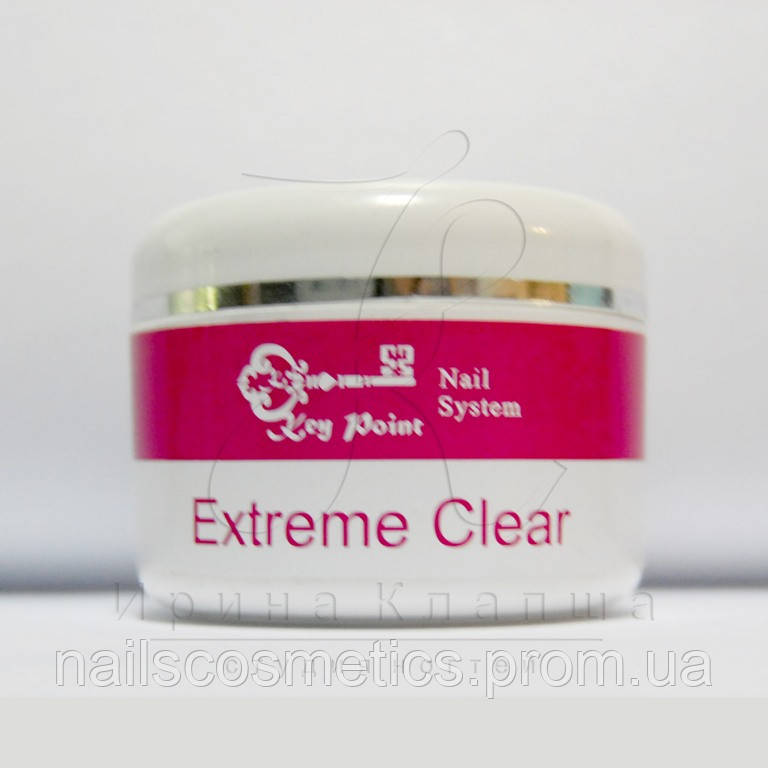 Extreme clear gel 50g