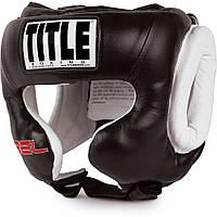 Боксерский шлем TITLE GEL World Traditional Training Headgear