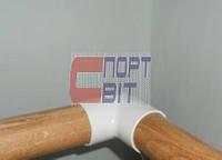 Кронштейн однорядный угловой, фото 1