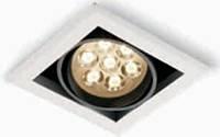Світлодіодний LED світильник карданний 7Вт, LDC946