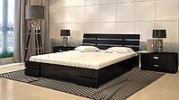 Кровать деревянная двуспальная Дали Люкс с подъемным механизмом