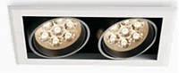 Світлодіодний LED світильник карданний 14Вт, LDC947