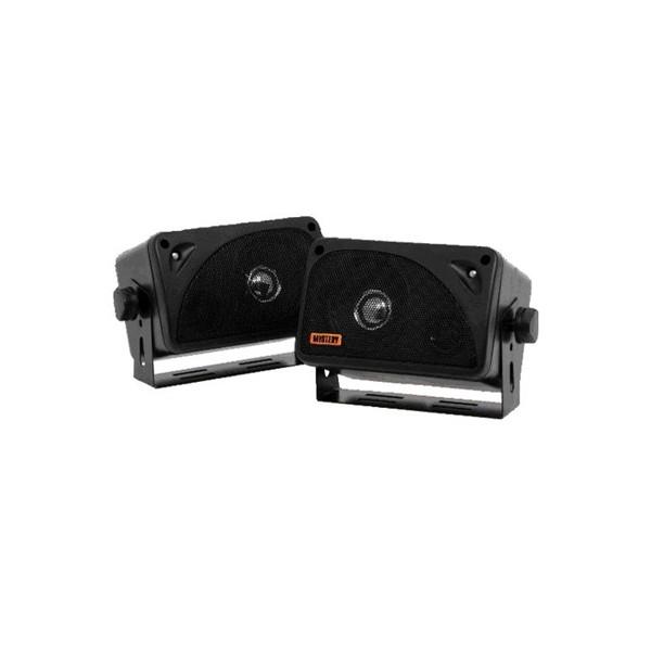 Колонки корпусные с кронштейнами Mystery MJ-103BX