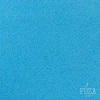 Фетр 100% полиэстер, жесткий, 3 мм, на метраж, 1 м.п., небесно-голубой