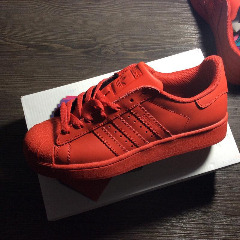 Кроссовки мужские Adidas Superstar Supercolor / ADM-1244