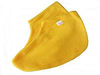 Носочки махровый-флис (пара) для парафинотерапии, фото 1