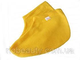 Шкарпетки махровий-фліс (пара) для парафінотерапії