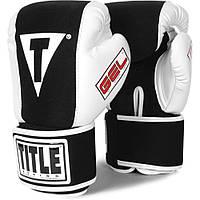 Перчатки для тай-бо и фитбокса TITLE GEL Fitness Washable Gloves