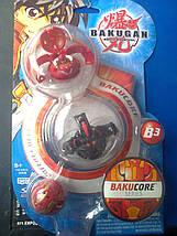 Бакуганы - стартовый набор 3 в 1. Bakugan (оригинал)., фото 3