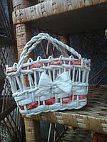 Детская сумочка из листьев кукурудзы