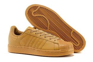 Кроссовки мужские Adidas Superstar Supercolor / ADM-1245 (Реплика)