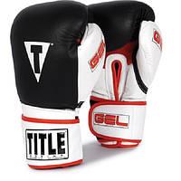 Тренировочные боксерские перчатки TITLE GEL Intense Bag Gloves