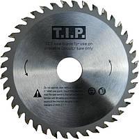 Пильный диск T.I.P. 125х40Тх22.2 (30-207)