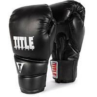 Детские тренировочные перчатки TITLE YouthTraining