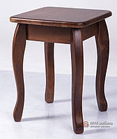 Деревянный табурет Смарт (ножки волна)