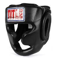 Боксерский шлем TITLE Classiс Full Coverage Headgear