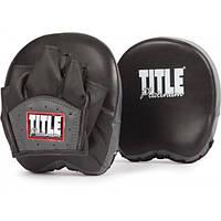 Лапы боксерские Title Platinum Paramount