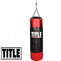 Боксерский мешок TITLE Classic Aero Heavy Bags