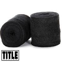 Бинты марлевые топировочные TITLE BLACK Pro Gauze 36 штук