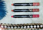 Матовая помада-карандаш для губ Golden Rose Matte Lipstick Crayon, фото 8