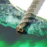 Бур (сверло по бетону) Bosch SDS plus-5X 10x200x260. Упаковка 10 шт., фото 2